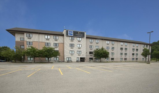 Residence & Conference Centre - Kitchener-Waterloo: Exterior Building