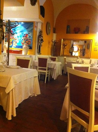 Capricci Siciliani : quiet early lunch