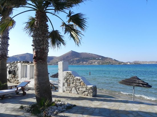 Astir of Paros: Beach