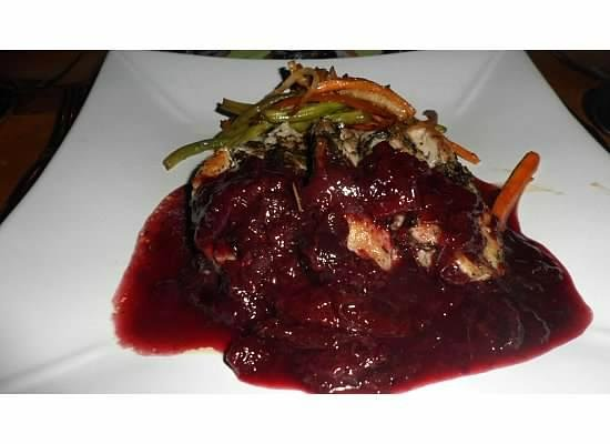 Coco's Kitchen : Pork with Plum Sauce