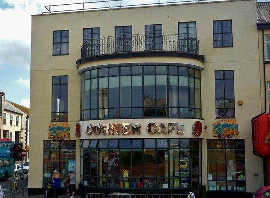 Corner Cafe, Rhyl