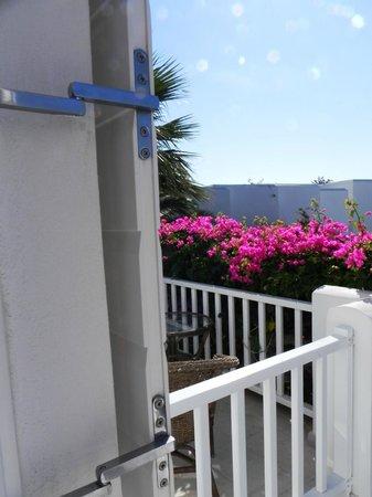 Astir of Paros : Balcony