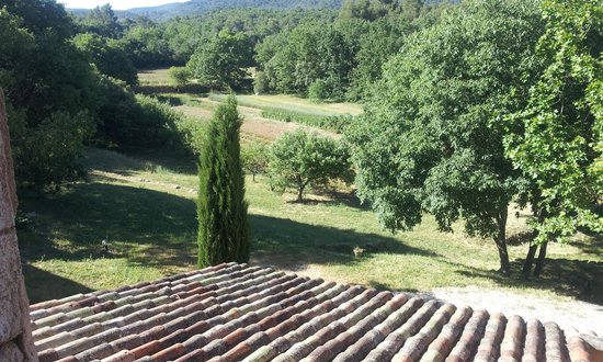 Le Catalan : landscape view from the room
