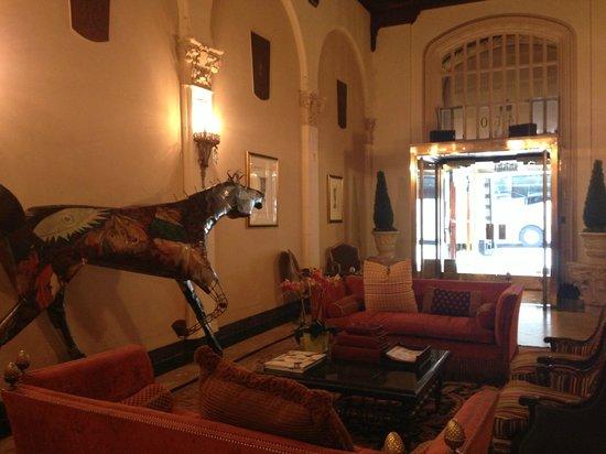 The Kensington Park Hotel: Hotel Lobby