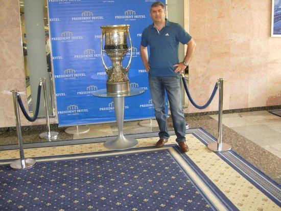 President Hotel: Levent DURMAZTUNA 2013 KİEV