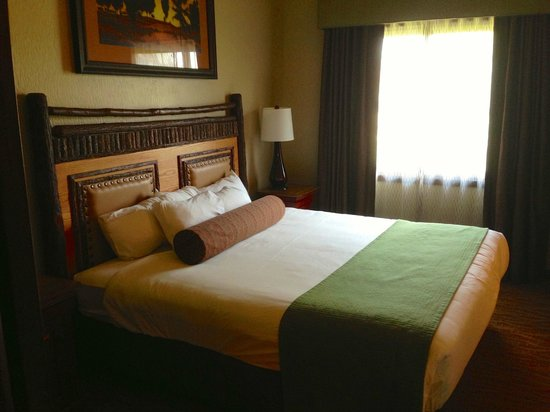 Wyndham Vacation Resorts Glacier Canyon: 2nd bedroom