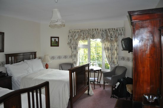 Abbey House B&B: Cosy beds