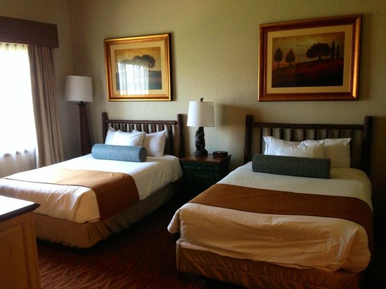 Wyndham Vacation Resorts Glacier Canyon: 3rd bedroom
