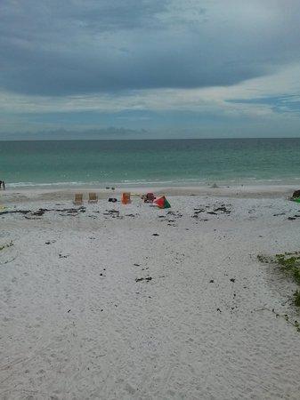 Anna Maria Island Dream Inn: view from unit 107