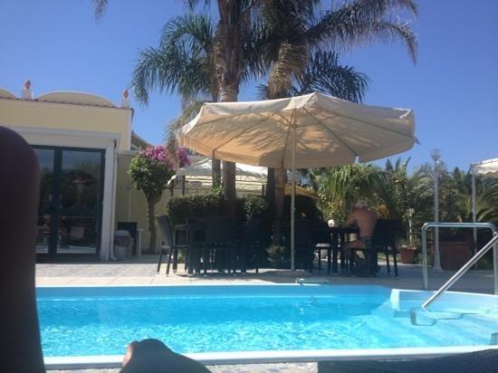 piscina park hotel la villa