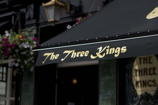 The Three Kings: View from Heath Road