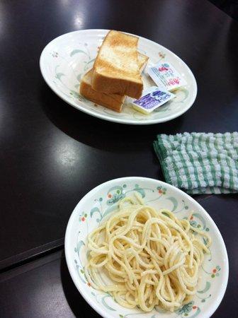 Kyoto Plaza Hotel : breakfast