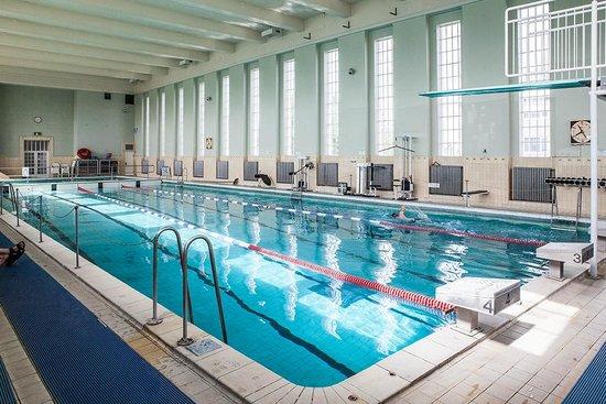reykjavik light apartments inside of a swimming pool 300 m away for apartment - Inside Swimming Pool