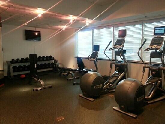 Hilton Garden Inn Gainesville : all working equipment