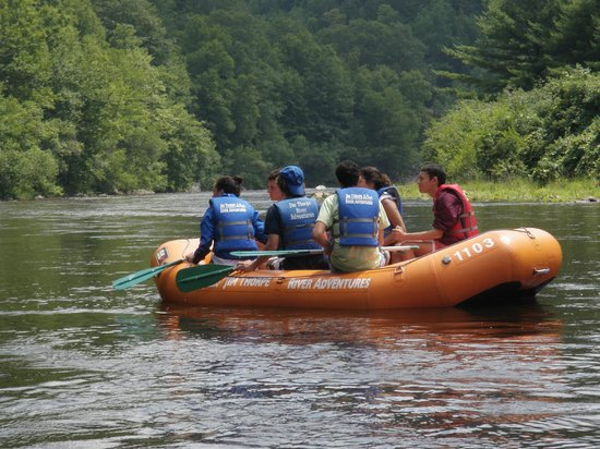 Jim Thorpe River Adventures: fun on the river