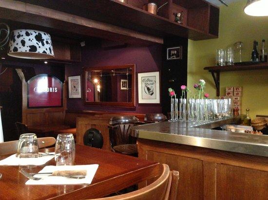 Chez Boris et Leticia : le bar