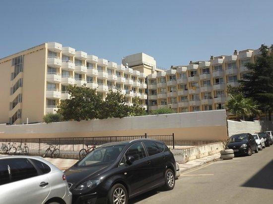Hotel GHT Oasis Tossa & SPA : l'hôtel