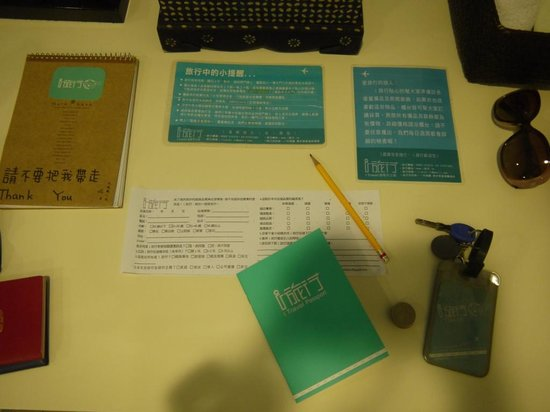 iTravel Service Apartment: i Travel Passport, Comment Book...
