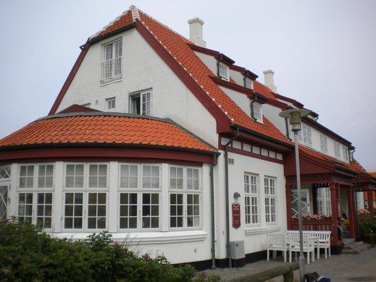 Ruths Hotel: Strandhotellet.
