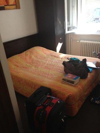 Hotel Au Spatial: kamer