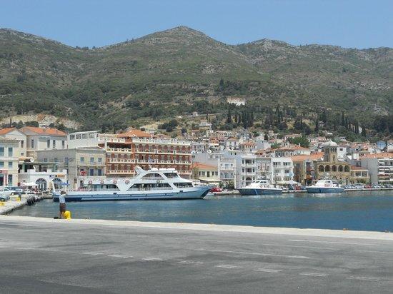 Samos City Hotel: Hotel samos