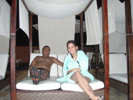 LIDOTEL Hotel Boutique Margarita: terraza