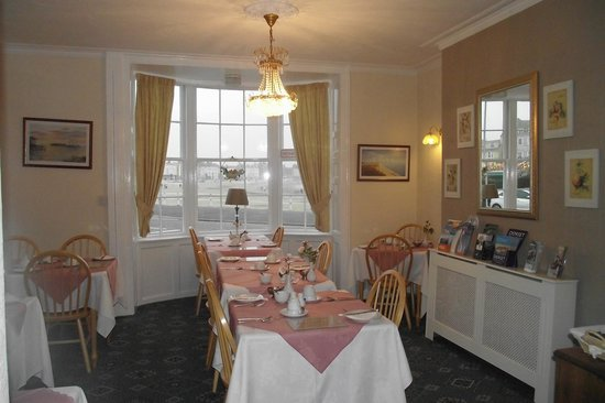 The Anchorage : Dining Room