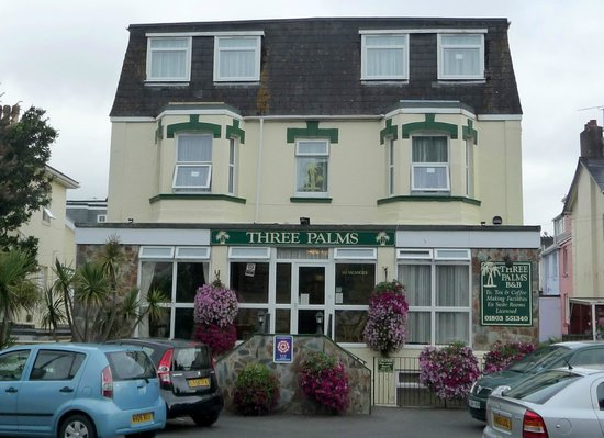 Three Palms Hotel Paignton Reviews Photos Price Comparison Tripadvisor