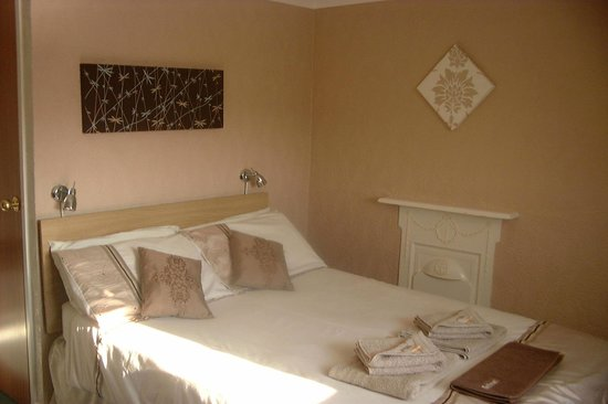 The Anchorage : Double ensuite room