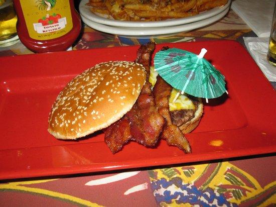 Cheeseburger Key West : AMAZING!