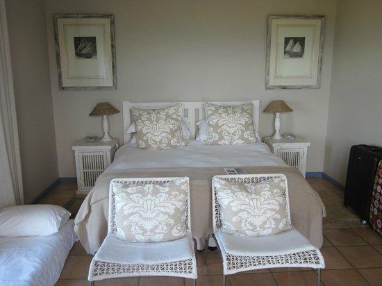 Abalone Guest Lodge : Wir haben wunderbar geschlafen...