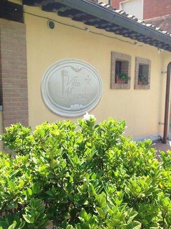 Villa Maria B&B : villa maria