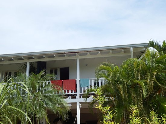 Hotel Horizontes de Montezuma: Hotel