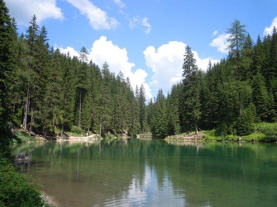Hotel Gasthof Steinerhof: lago di Braies