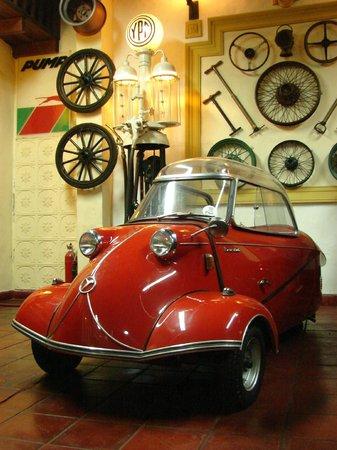 Museo del Automovil y Ramos Generales Coleccion Rau: Messerschmitt 1960