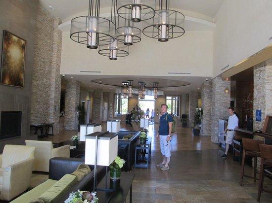 The Westin Verasa Napa: Hall d'entrée