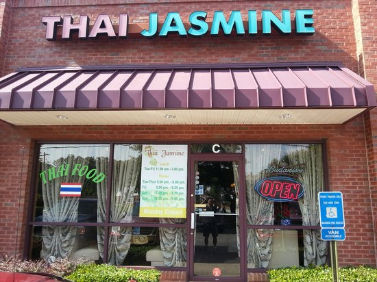 Very Delicious Thai Food Review Of Thai Jasmine Fayetteville Ga Tripadvisor
