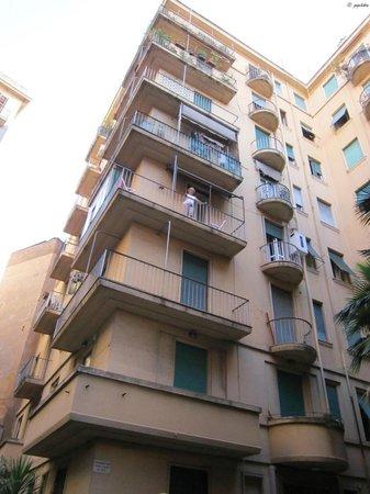 Chez Liviana Bed & Breakfast : Vista del hotel