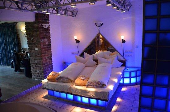 Hotel Land Gut Höhne : Blaue Suite
