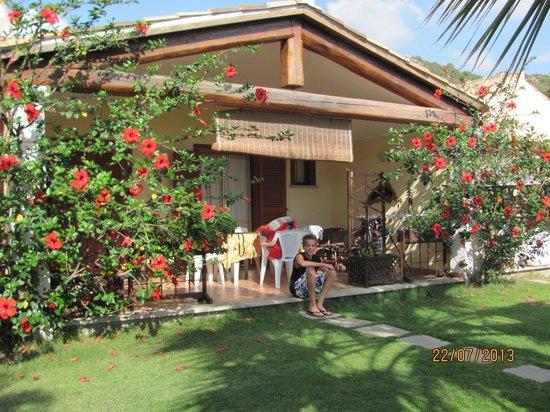 Residence Luna Rossa: casetta