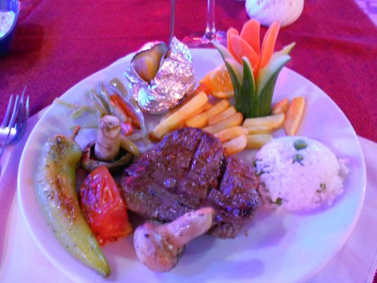 Thomas Bar & Restaurant: Great food at a very good price