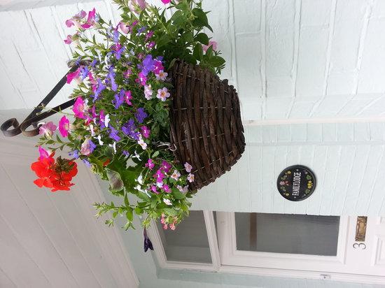 Familylodge Guest House: summer basket