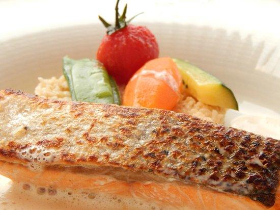 Le Chevreuil : secondo di pesce