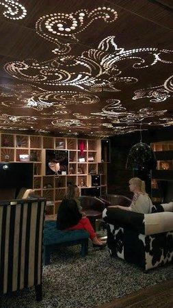 Scandic Paasi: lobby