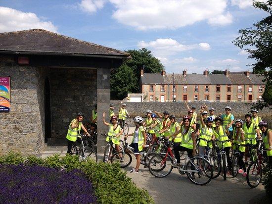 Kilkenny, Irlanda: Spanish language exchange students