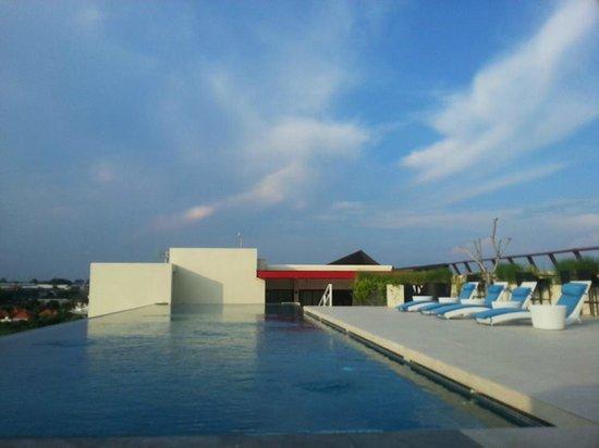 Atanaya Hotel: Rooftop swimming pool