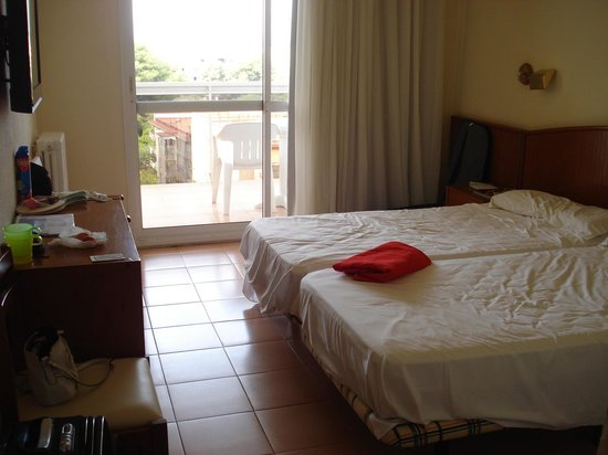 Hotel Marinada: mauvaise literie