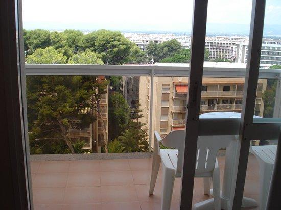 Hotel Marinada: balcon