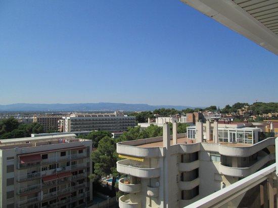 Hotel Marinada: vue balcon