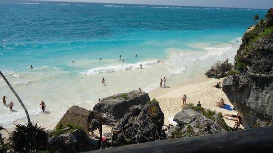 Riviera Maya Suites : praias maravilhosas